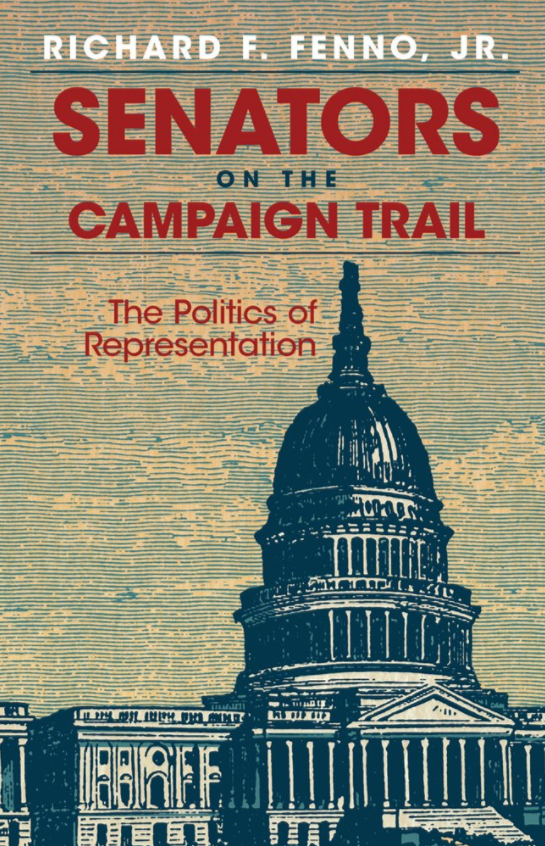 Senators on the Campaign Trail: The Politics of Representation