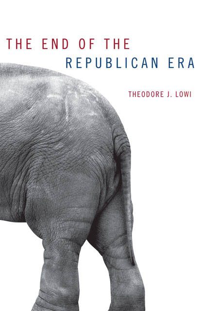 The End of the Republican Era